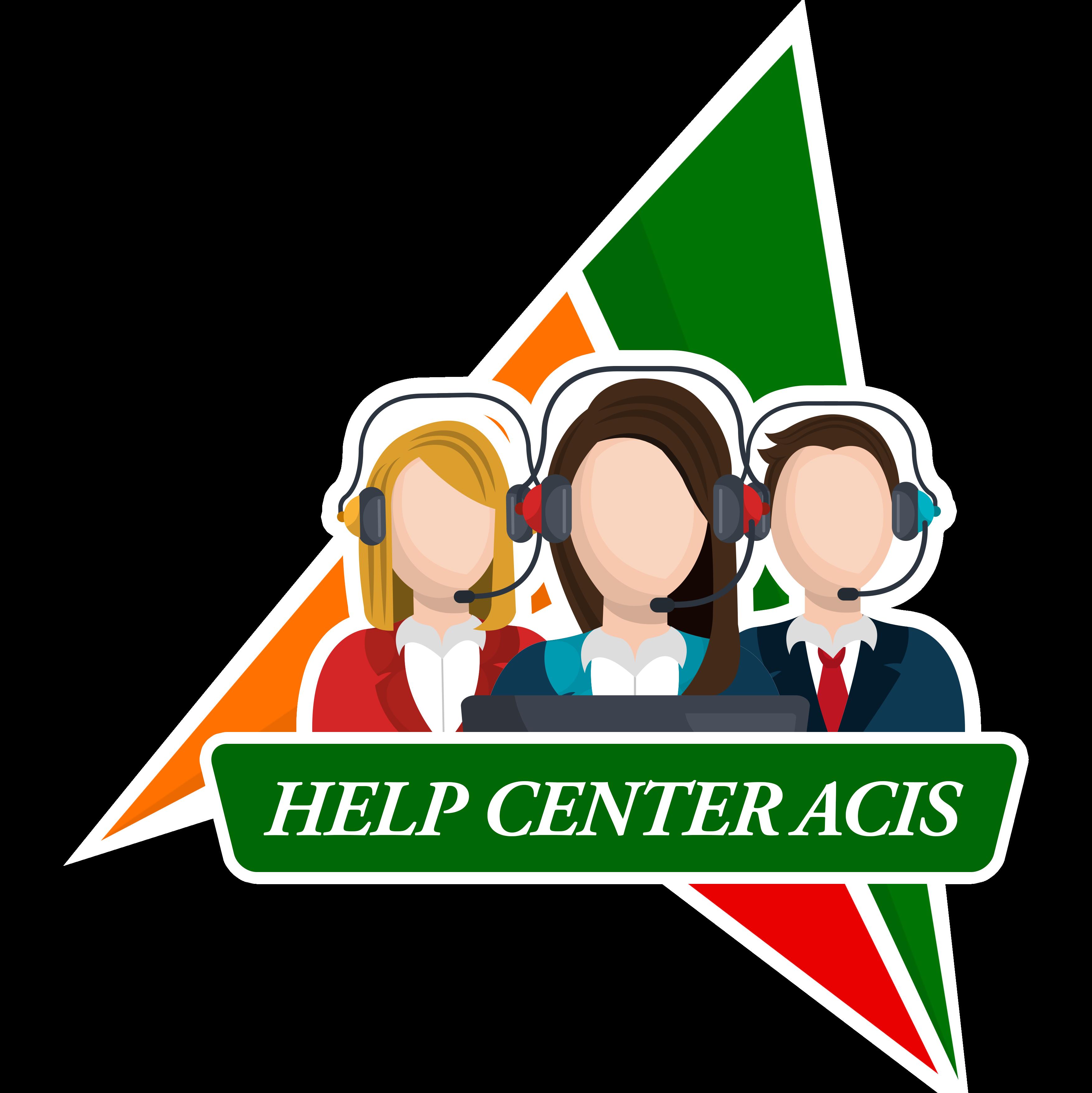 HELP CENTER ACIS